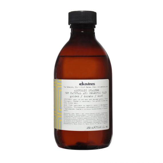 alchemic golden shampoo